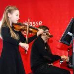 Emily Diebold Violine, Jan-Luka Diebold, Klavier
